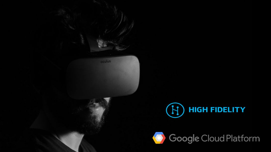 Creating High Fidelity Virtual Worlds with Google Cloud Platform