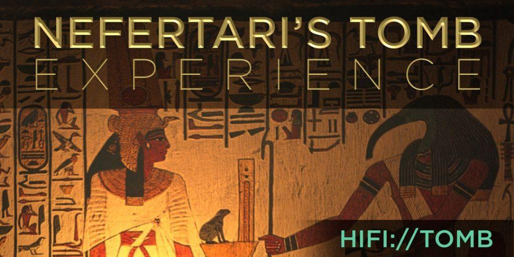 Nefertaris Tomb Experience